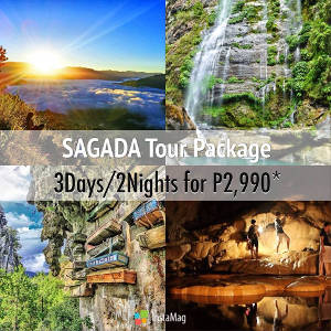 Sagada Tour Package 2014