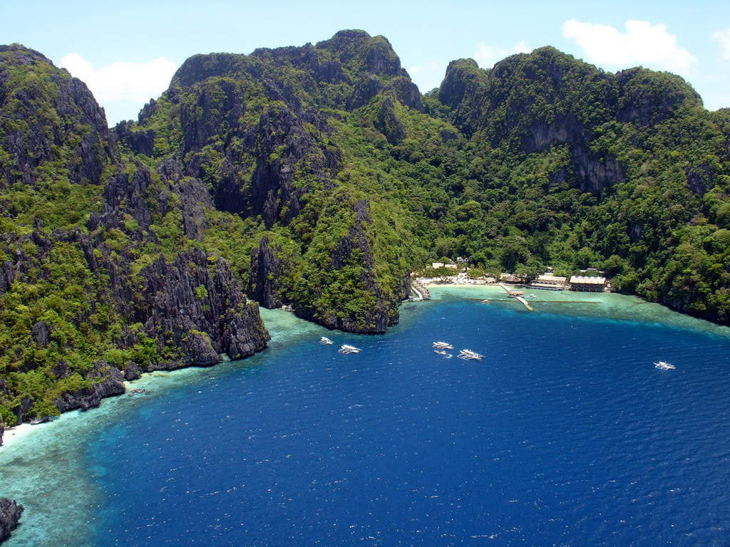 El Nido Palawan Tour Package 2014 Miniloc 8wonders